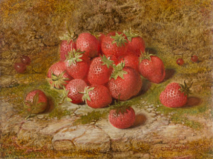 Strawberries by Charles Archer