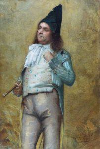 A Gentleman of Paris by Auguste-Emile Bellet