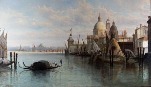 Venice by St Clair Augustin Mulholland