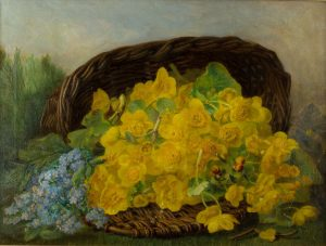 Marsh Marigolds by Eloise Harriet Stannard