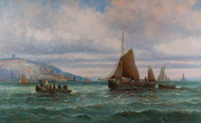 Off the Coast by Lilian Thornley