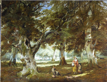 Windsor Park, near Cumberland Lodge EDWARD JOHN COBBETT