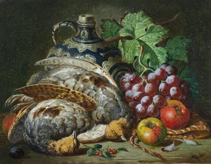 Fruit and Game Charles Thomas Bale