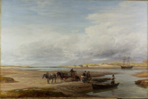 A North Wales Estuary CHARLES THOMAS BURT