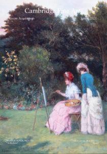 Cambridge Fine Art Spring 2021 catalogue