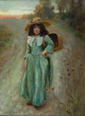 The Long Way Home NORMAN PRESCOTT DAVIES, R.B.A.