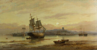 A View of the Isle of Wight GEORGE GREGORY