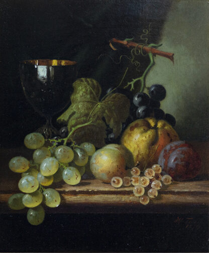 Autumn Fruit HENRY GEORGE TODD