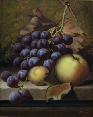 Black Grapes HENRY GEORGE TODD
