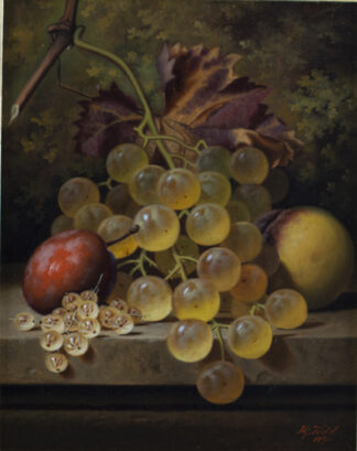 White Grapes HENRY GEORGE TODD
