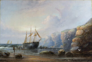 Near Whitby by WILLIAM HENRY WILLIAMSON